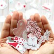 December Days - Foiled Die Cut